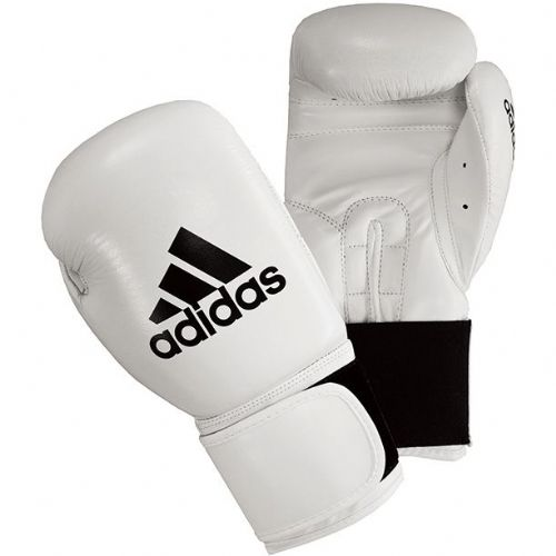 Adidas Performer Boxing Gloves - White